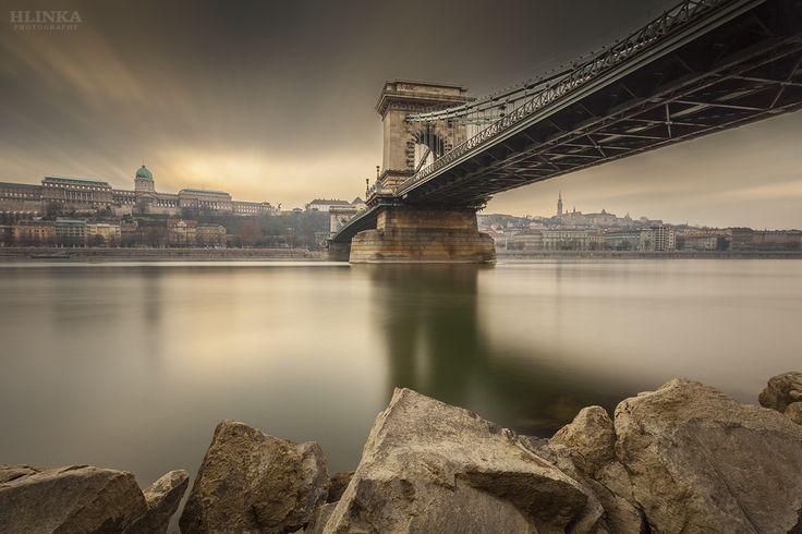 Budapest Bridge by Zsolt Hlinka on 500px