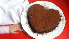 Torta al cioccolato fondente vegan senza glutine  Ginger Gluten Free