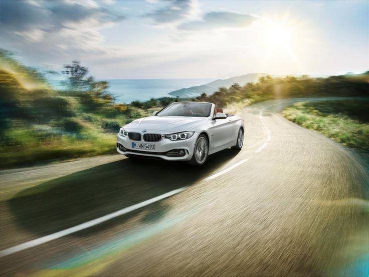 El nuevo BMW Serie 4 Cabrio
