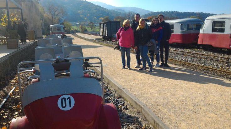 PRINTEMPS - ÉTÉ : Vélo-rail de Boucieu-le-Roi en Ardèche