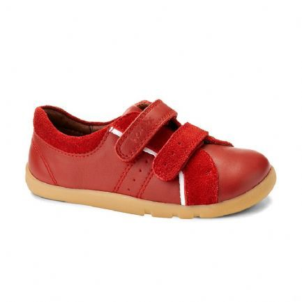 Bobux - I-Walk Fast Forward Trainer - Red *WEB EXCLUSIVE* Was £39.99, Now £22.00