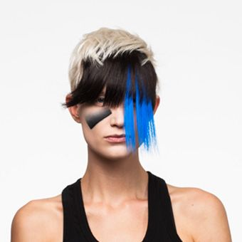 Camouflage from face detection.