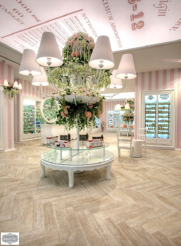 Theatrical Pharmacy and Beauty Store - IcreativeD