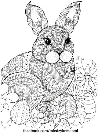 344 best bunny - rabbit coloring images on Pinterest ...