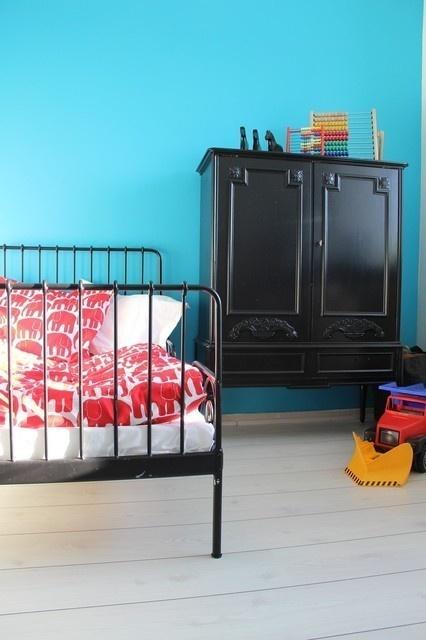 Inspiroiva lastenhuone ja upeat värit - Oma Koti Valkoinen - CASA Blogit