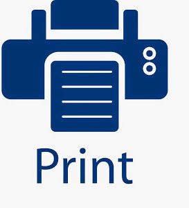 How to Add a Print Friendly Button to Blogger - Alishinfo | All in One Internet Surfing Site