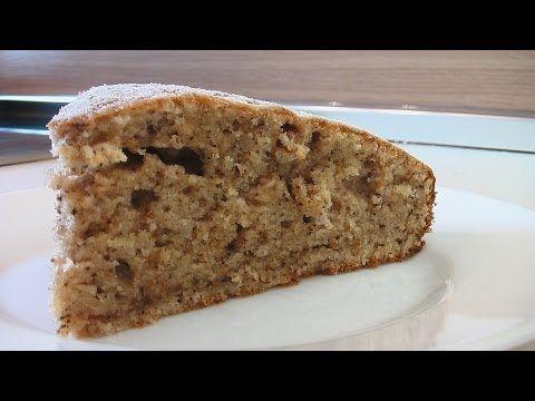 Ореховый торт видео рецепт