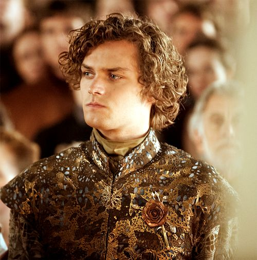 """Sir Loras Tyrel, """"Knight of Flowers"""". One of the finest swordsmen in the Seven Kingdoms."""