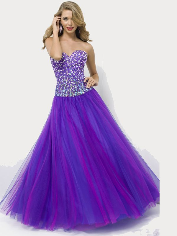 Mejores 28 imágenes de Prom Dresses en Pinterest | Trajes de gala ...