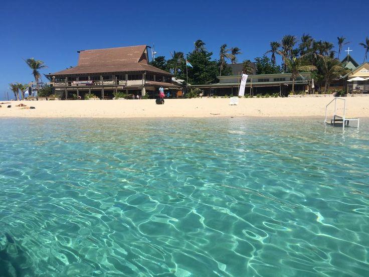 Fiji's best #partyisland #beachcomberislandfiji