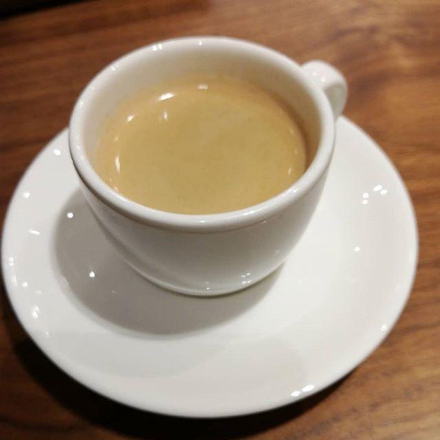 Double espresso reward time.