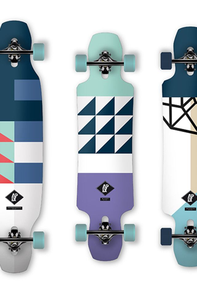 Axel Peemöller's Identity for Apex Longboards