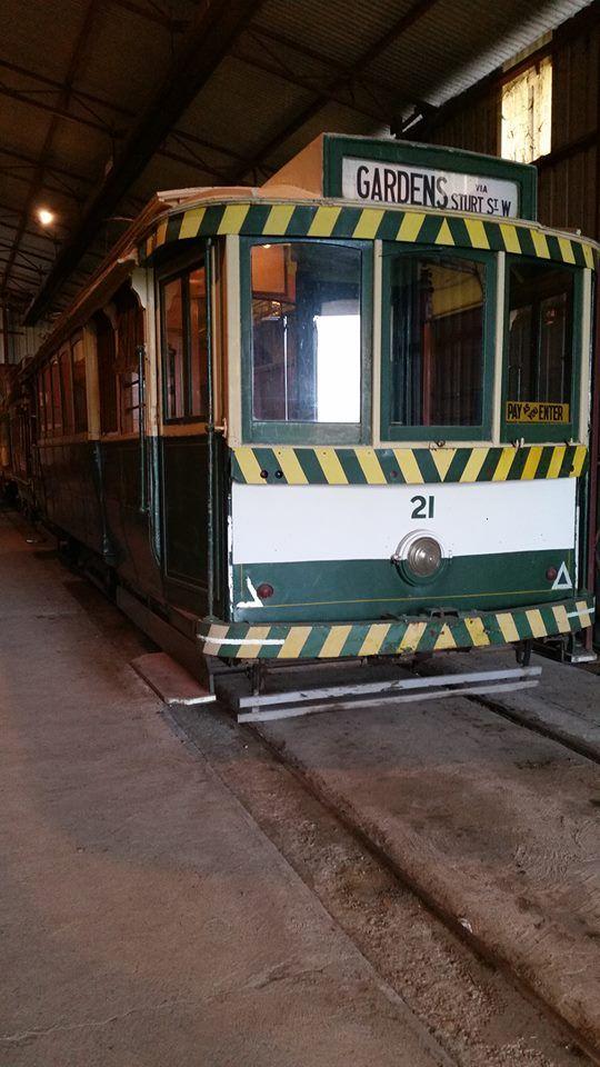 Adelaide Tram Museum