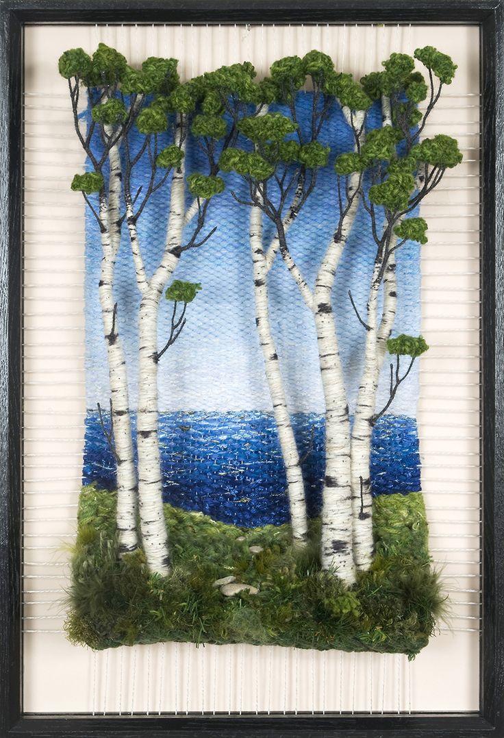 Martina Celerin Dimensional Weavings - Home
