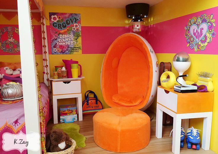 agdesigncraftcreate blogspot com American Girl Julie s Bedroom Doll  Dollhouse Julie s Egg Chair Julie s snack. 8 best American Girl Mia s Bedroom American Girl Dollhouse images