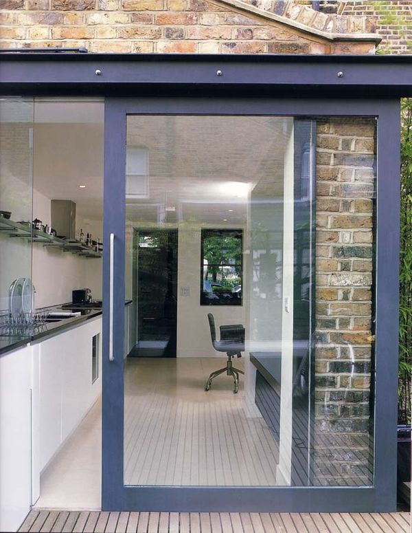 Single Pocket Doors Glass 778 best doors images on pinterest | sliding doors, rear extension