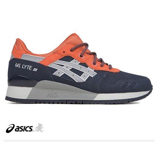 Asics Gel - Lyte III Sneaker Erkek Ayakkabı H628Y-5012