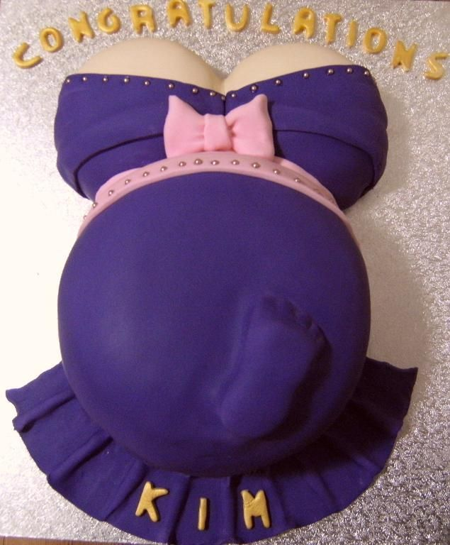 Baby Bump Cake Images : Baby Bump Cake! Butterfly Kisses Pinterest