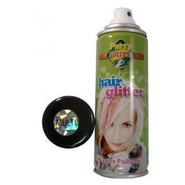 Multi Coloured Glitter Hair Painting Spray Color Hair Spray