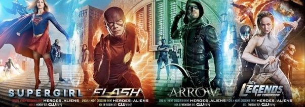 What Is The Correct Order To Watch The Dc Television Crossover