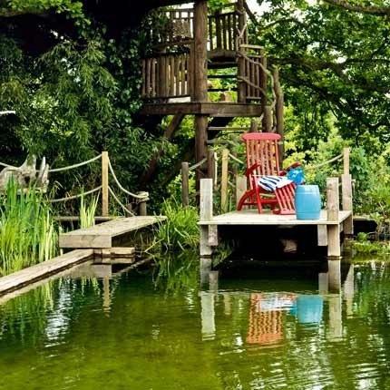 21 best piscine images on Pinterest Backyard ideas, Natural pools
