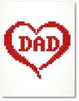Special embroidered card for  a special Father. Ideal for Father's day and father's birthday or even  because. All the cards are blank, allowing you to custom your own  message and making it suitable for various occasions.  The cards  are A2 size (4.25 X 5.5 inches) approx. (108 mm X 140 mm) and made with  cover card stock 80 lb. the embroidery are made by machine embroidered  double cross stitches with rayon / polyester threads.  Each card comes with card stock white envelop (60 lb) and ...