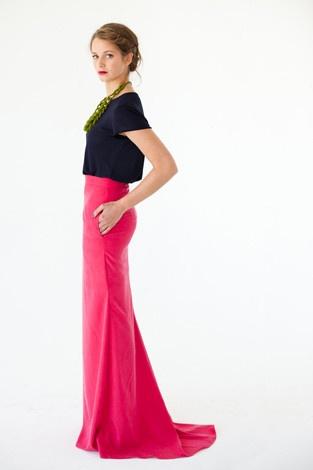 Sunset Park maxi skirt