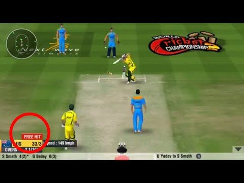 WCC2 New BUG FREE HIT RULE APPLIED IN COMPLETE MATCH   FREE HIT ON ALL BALLS OF MATCH - (More info on: https://1-W-W.COM/Bowling/wcc2-new-bug-free-hit-rule-applied-in-complete-match-free-hit-on-all-balls-of-match/)