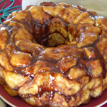 Recipe for Homemade Monkey Bread - Why buy frozen and premade when you can do it yourself just as easy?