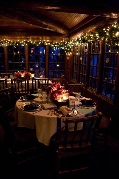 Log Haven Restaurant Reception Center Wedding Venue --Salt Lake City Utah