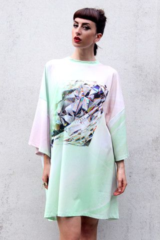 Check out this amazing HUGE tshirt from W.I.A Forget Us Collection!! Available on AZTRAL now!! Selling out fast!