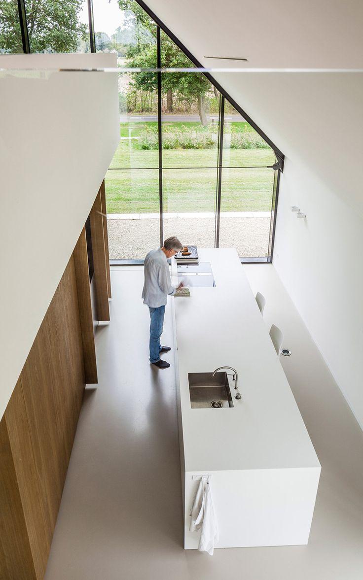 25+ best ideas about minimalistische küchen on pinterest ... - Wohnideen Minimalistische Kche