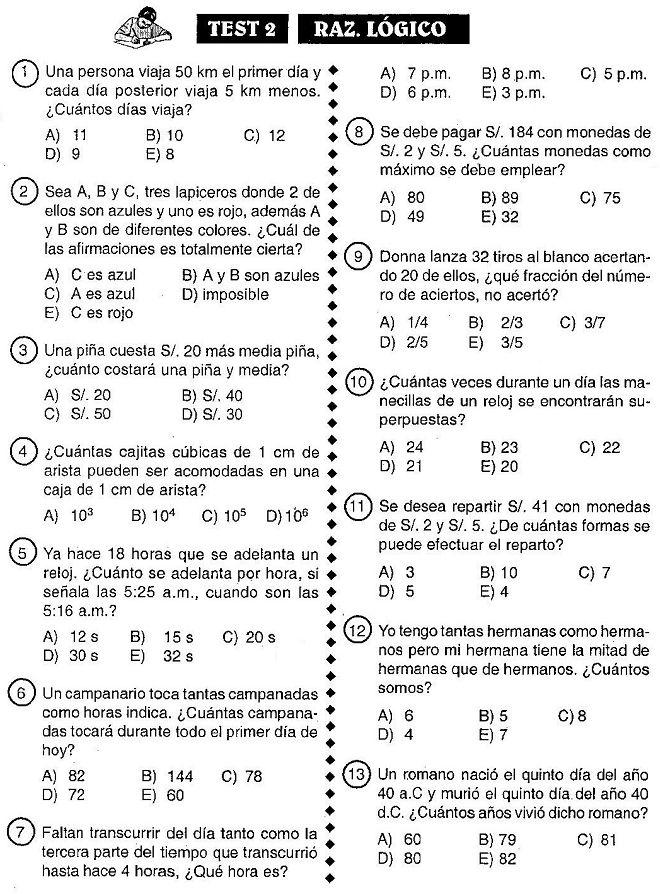 Test de Razonamiento Lógico Problema 01 En una de las tres cajas hay un tesoro, la única ayuda que dispone el adivinador es saber que u...