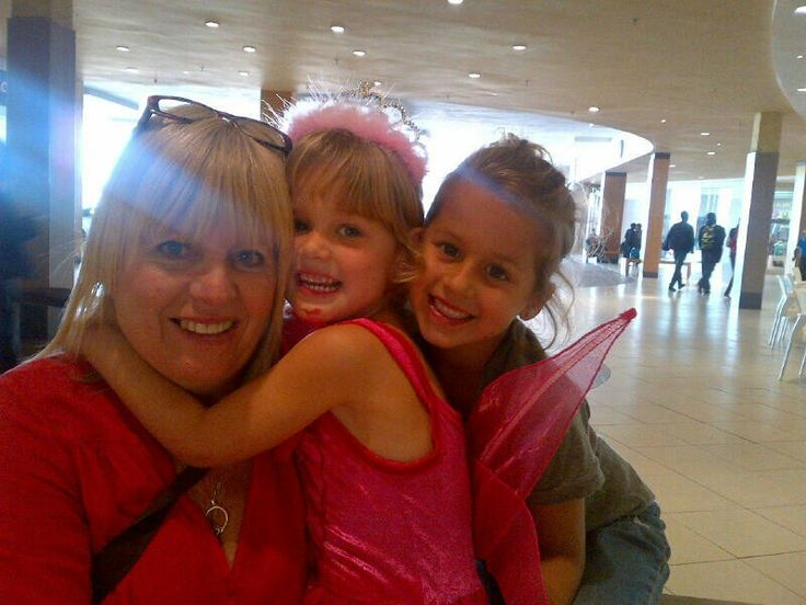 Isla the Fairy and Allegra and Moi!