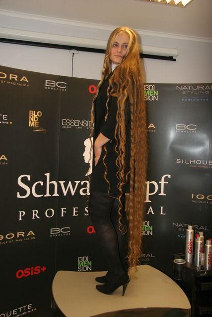 Anna Yenko Long Hair Ankles And Longer 2 Pinterest
