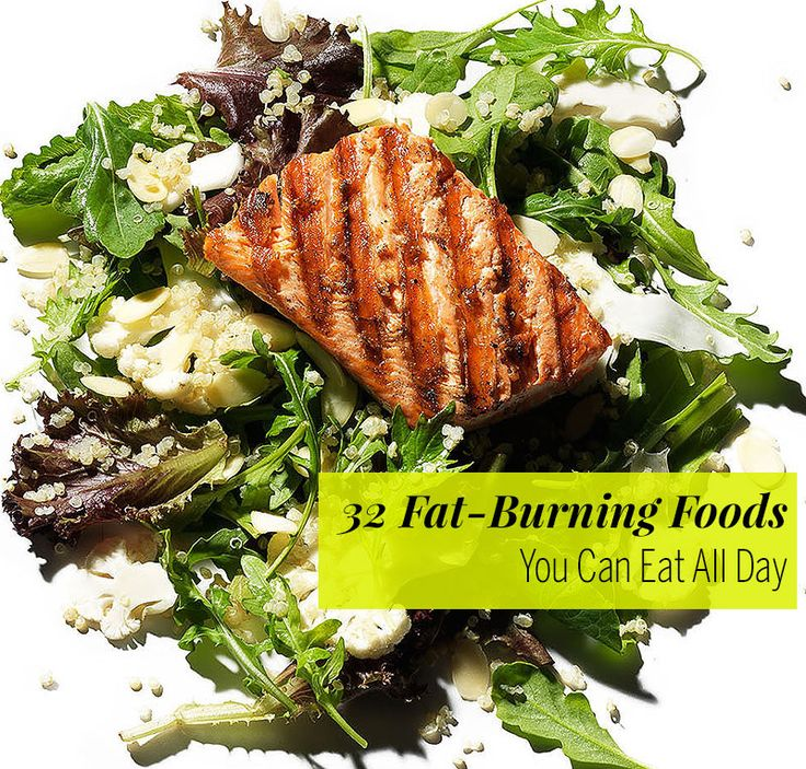 32 Fat-Burning Foods You Can Eat All Day - There's a new way to boost your metabolism—and it starts at your next meal. Research shows that eating the right foods increases your body's ability to torch calories, which helps speed up your slim-down. The delicious recipes here—pancakes, pizza, pasta and more—are packed with these potent fat fighters. Get ready to start the New Year 10 pounds lighter and 100 percent happy and healthy.