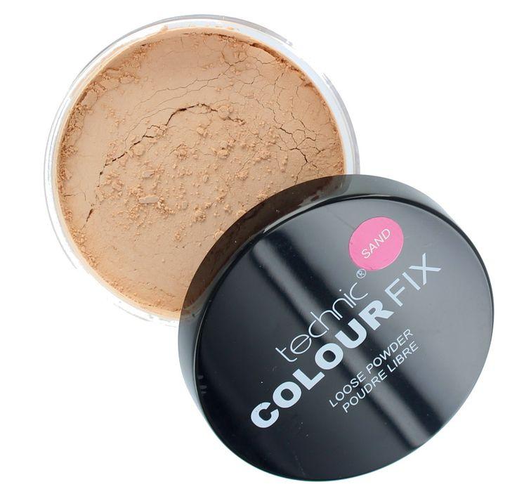 "H Technic Color Fix Loose Powder Terracotta θα σας χαρίσει την ηλιοκαμμένη όψη του καλοκαιριού! Σε ελεύθερη (loose) μορφή, έχει ελαφριά σύνθεση που απλώνεται εύκολα. Είναι ιδανική για να ""ζεστάνετε"" το πρόσωπό σας ενώ ταυτόχρονα σφραγίζει τη διάρκεια του foundation, ελέγχοντας την έ"