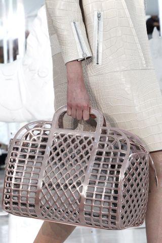 Корзины для продуктов: сумки Louis Vuitton