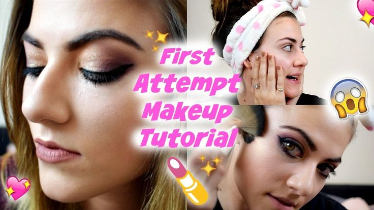 Check out my first makeup tutorial and YouTube video! https://www.youtube.com/watch?v=lcNB9bv-oig