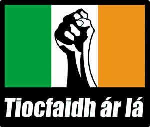 Tiocfaidh ár lá = Nuestro Día Llegará