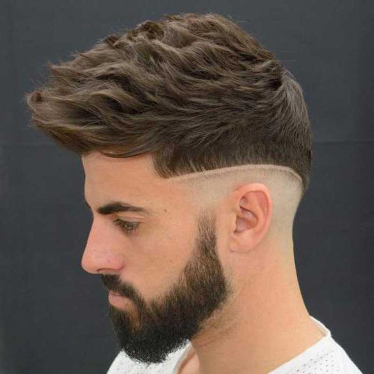 how to cut a faux hawk haircut