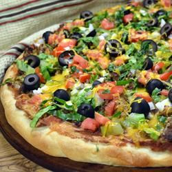 D's Taco Pizza Allrecipes.com