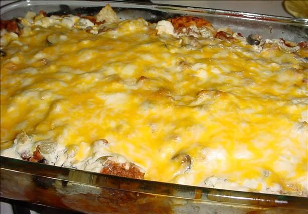 Eldorado Mexican Casserole - Ground Beef