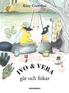 Omslagsbild: Ivo & Vera går och fiskar