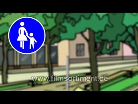 Verkehrserziehung: VERKEHRSZEICHEN (DVD / Vorschau) - YouTube