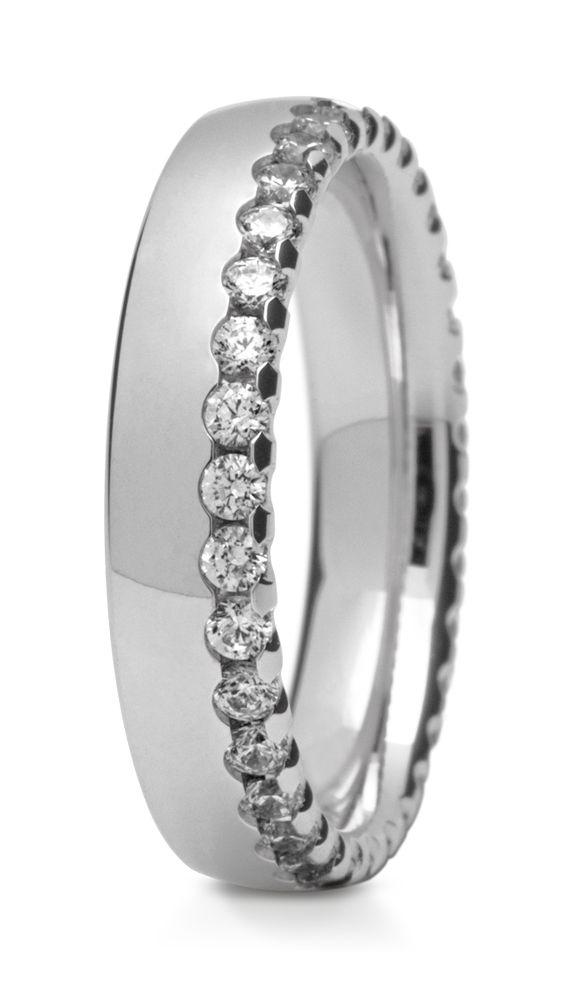 Obrączki - Firma jubilerska Domańscy - biżuteria złota i srebrna. Obrączki ślubne, ekskluzywne zegarki.