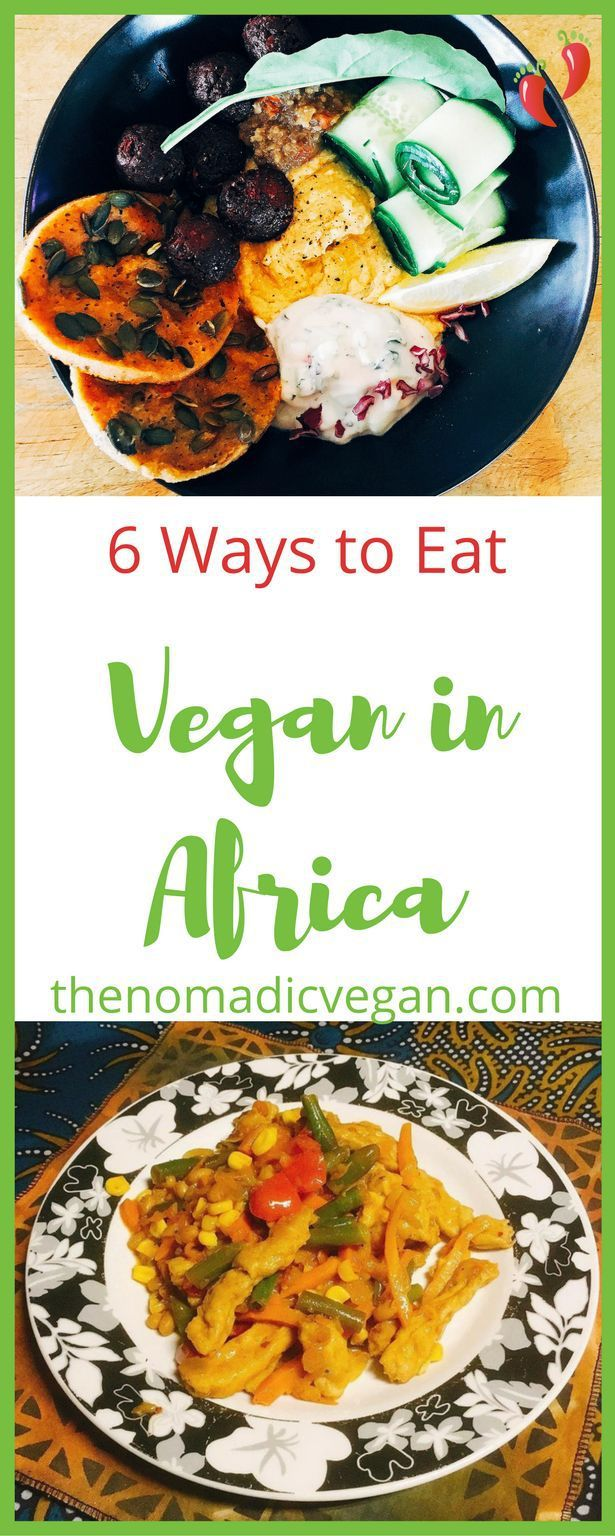 Vegan African Food - 6 Ways to Eat Vegan in Africa
