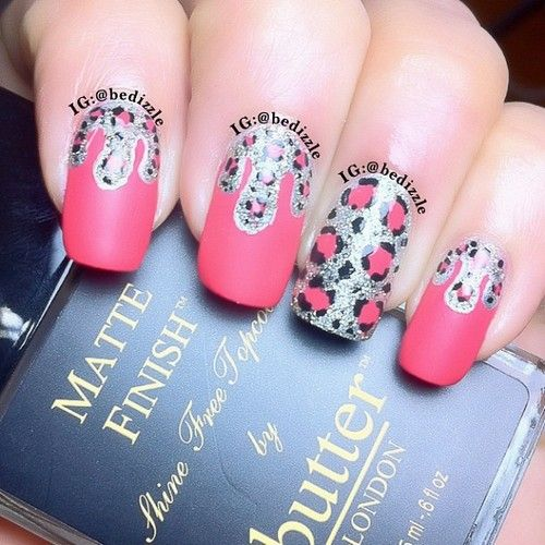 53 Curated Dripping Paint Nail Art Ideas By 71a