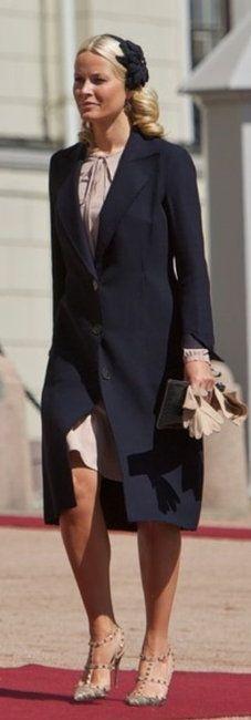 HRH Crown Princess Mette Marit of Norway