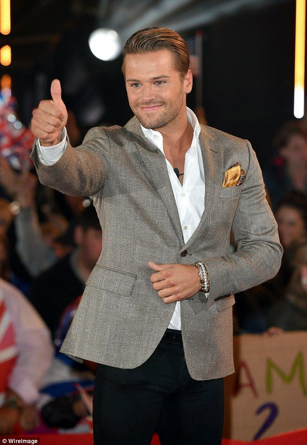 Champion: The Apprentice 2014 contestant James Hill emerged victorious on Thursday night's live finale of Celebrity Big Brother